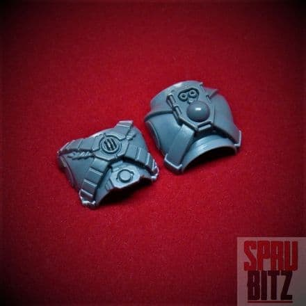 Space Marine Assault Squad Torso Body (C)