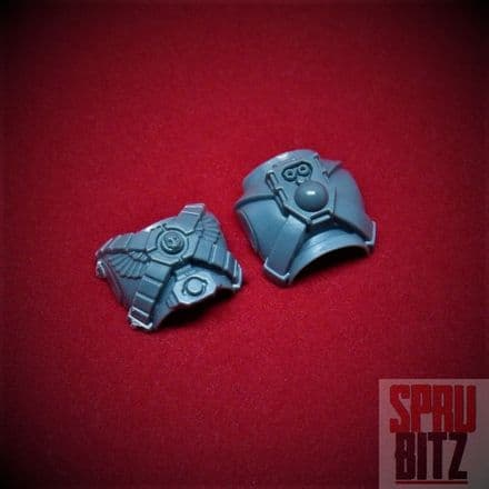 Space Marine Assault Squad Torso Body (D)