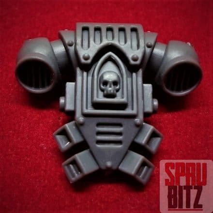 Space Marine Tactical Squad Backpack (D)