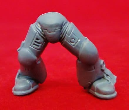 Space Marine Tactical Squad Legs (purity seal)