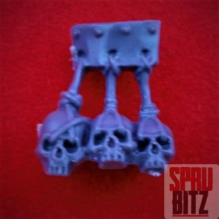 Space Ork Nobz Accessory