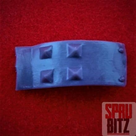 Space Ork Nobz Armour Plate (F)