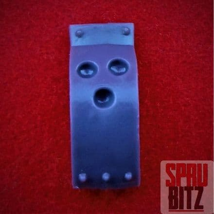 Space Ork Nobz Armour Plate (G)