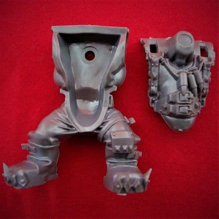 Space Ork Nobz Body (A)
