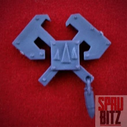 Space Ork Nobz Bosspole Top (B)