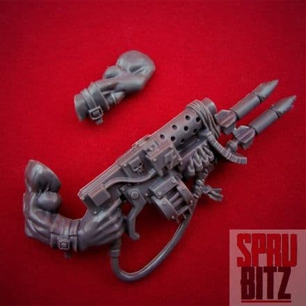 Space Ork Nobz Kombi Weapon (A)