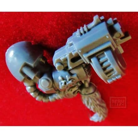 Space Wolf Terminator Storm Bolter B