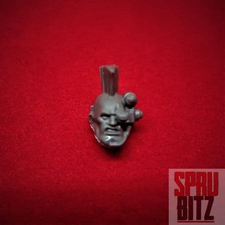 Space Wolves Wolf Pack Scout Head mohican