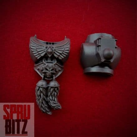 Space Wolves Wolf Pack Torso Body (A)
