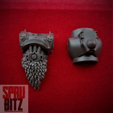 Space Wolves Wolf Pack Torso Body (D)