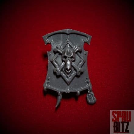 Space Wolves Wolf Storm Shield left handed