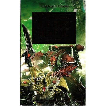 The First Heretic by Aaron Dembski-Bowden Horus Heresy book 14 3rd issue bronze cover (2010)
