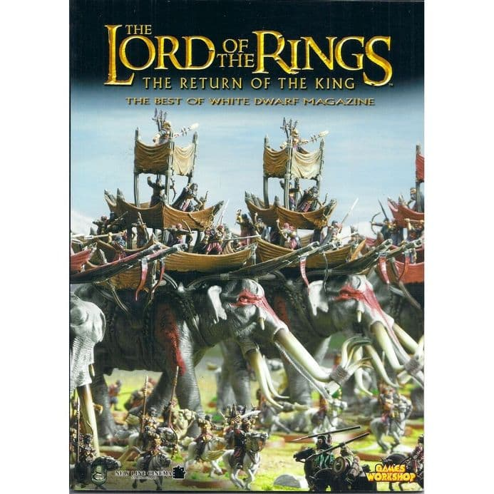 The Lord of the Rings Return of the King The Best of White Dwarf Magazine 2004