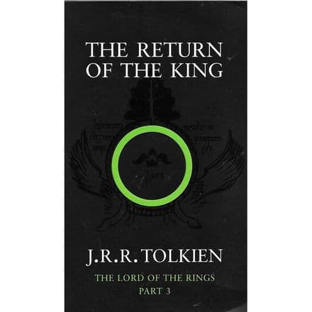 The Return of the King by J.R.R. Tolkien book (2007)