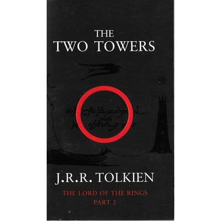 The Two Towers by J.R.R. Tolkien book (2007)