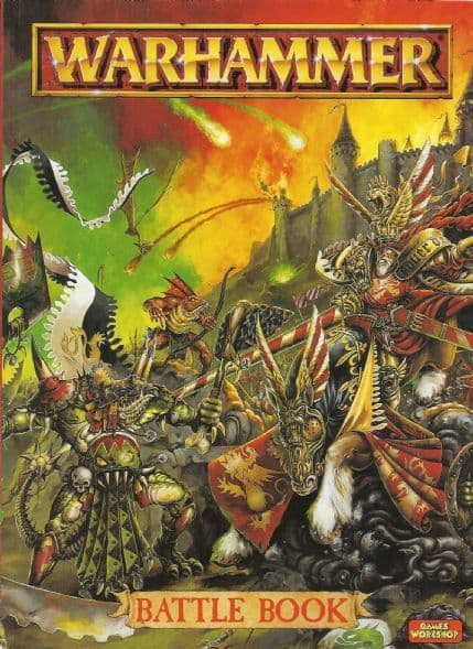 Warhammer Battle Book 5th Edition (1996)