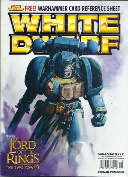 White Dwarf 286 October 2003