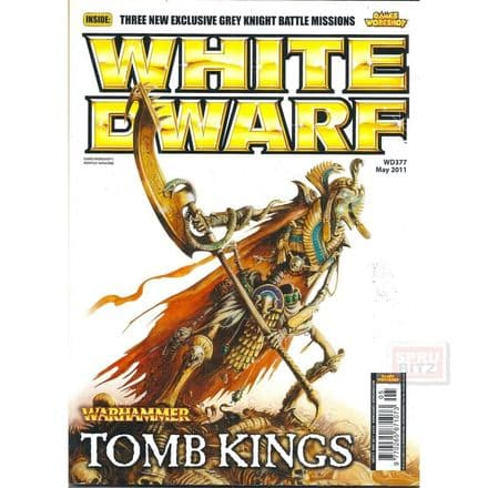 White Dwarf 377 May 2011