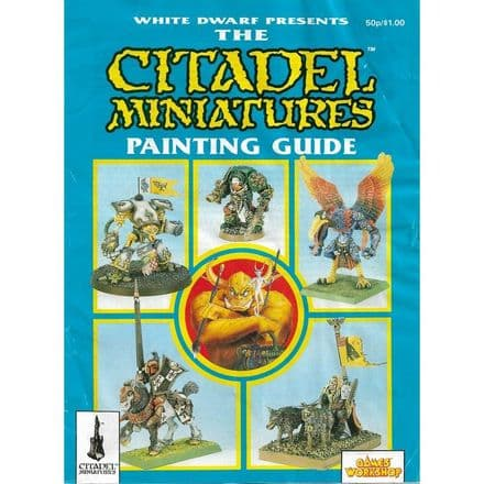 White Dwarf Presents Citadel Miniature Painting Guide (1989)