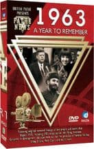 1963 - Pathe News - A Year to Remember