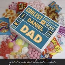 Best Dad Deluxe Sweet Box