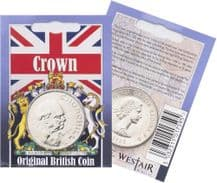 Chrurchill Crown Coin Pack - Elizabeth II