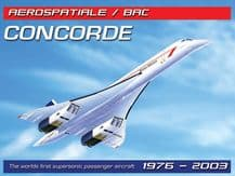 Concorde Metal Wall Sign (4 sizes)