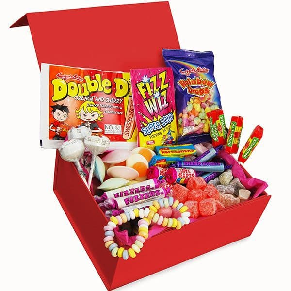 Deluxe Sweetie Box (Medium) | Great Gift for Mum's and Dad's