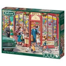 Falcon De Luxe The Toy Shop 1000 Piece Jigsaw Puzzle