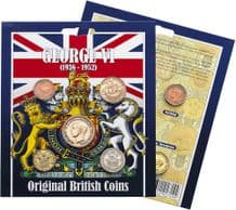 George VI Coin Pack