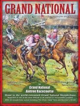 Grand National Metal Wall Sign (3 sizes)