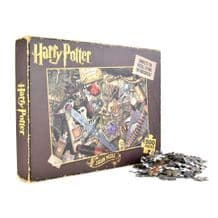Harry Potter Jigsaw Puzzle The Horcruxes