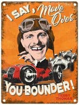 I say - You Bounder! Metal Wall Sign (4 sizes)