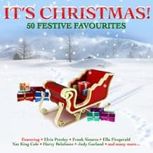 It's Christmas 2CD Set  (50 Festive Favourites)