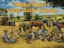 Make Hovis your Daily Bread - Metal Wall Sign (3 sizes)