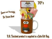 Mr Potato Head Mug with/without an epic portion of 70's Sweeties