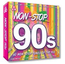 Non Stop 90's -  3CD Set