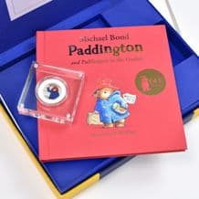 Paddington Bear Coin Gift and Book Set
