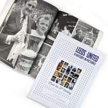 Personalised Football Book - Your Team, A History In Pictures