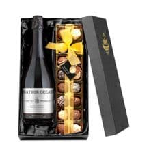 Personalised Prosecco with Chocolates Gift Set