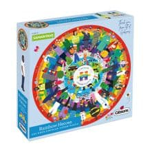 Rainbow Heroes 500pc Jigsaw Puzzle
