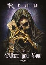 Reaper's Ace Metal Wall Sign (4 sizes)