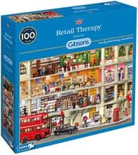 Retail Therapy- 1000 Piece Jigsaw Puzzle