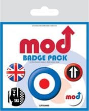 Retro Badge Packs