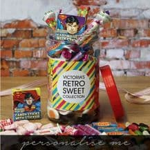 Retro Sweetie Jar (Medium)