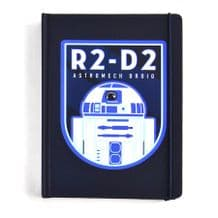 Star Wars A5 Notebook R2-D2