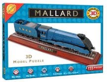The Mallard 3D Build-It Puzzle