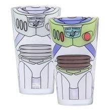 Toy Story Cold Changing Glass Buzz Lightyear