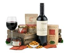 Wine and Pate Christmas Hamper