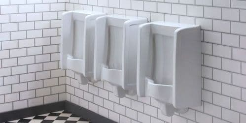 1 to 5 Station Healey & Lord Florida Urinal Kits